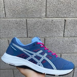 Asics Gel-Contend Womens Running Shoes Sneakers 9